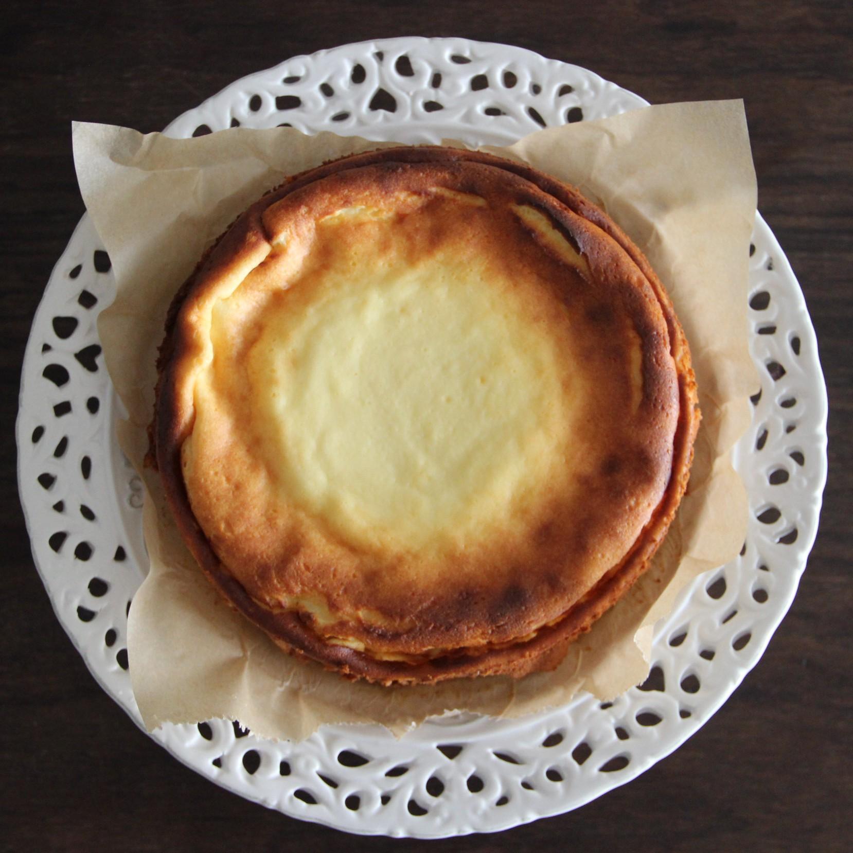 Käsekuchen ohne Boden Rezept einfach lecker easypeasy Cheesecake #käsekuchen #einfach #kuchen #backen | Emma´s Lieblingsstücke