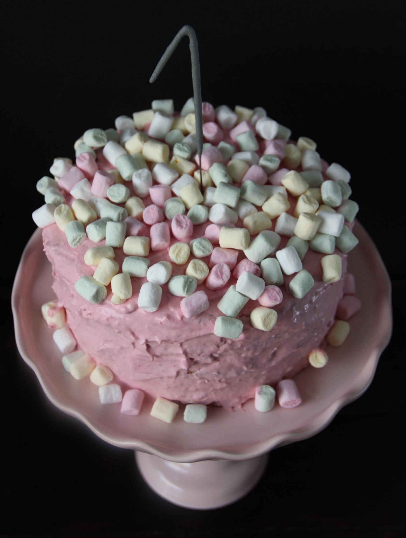 Ein Geburtstagstortchen Mit Himbeeren Emma S Lieblingsstucke