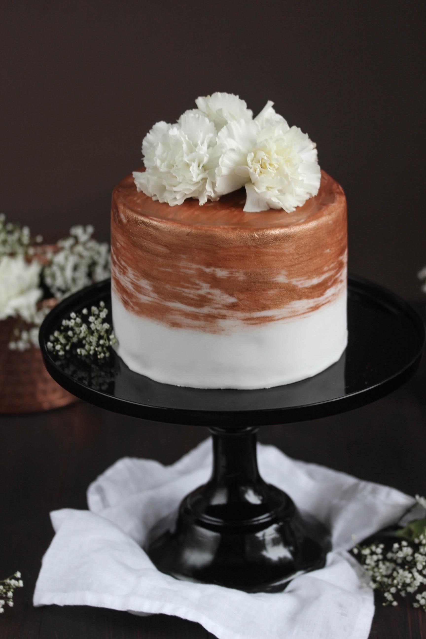 Nougat Fondant Torte-2
