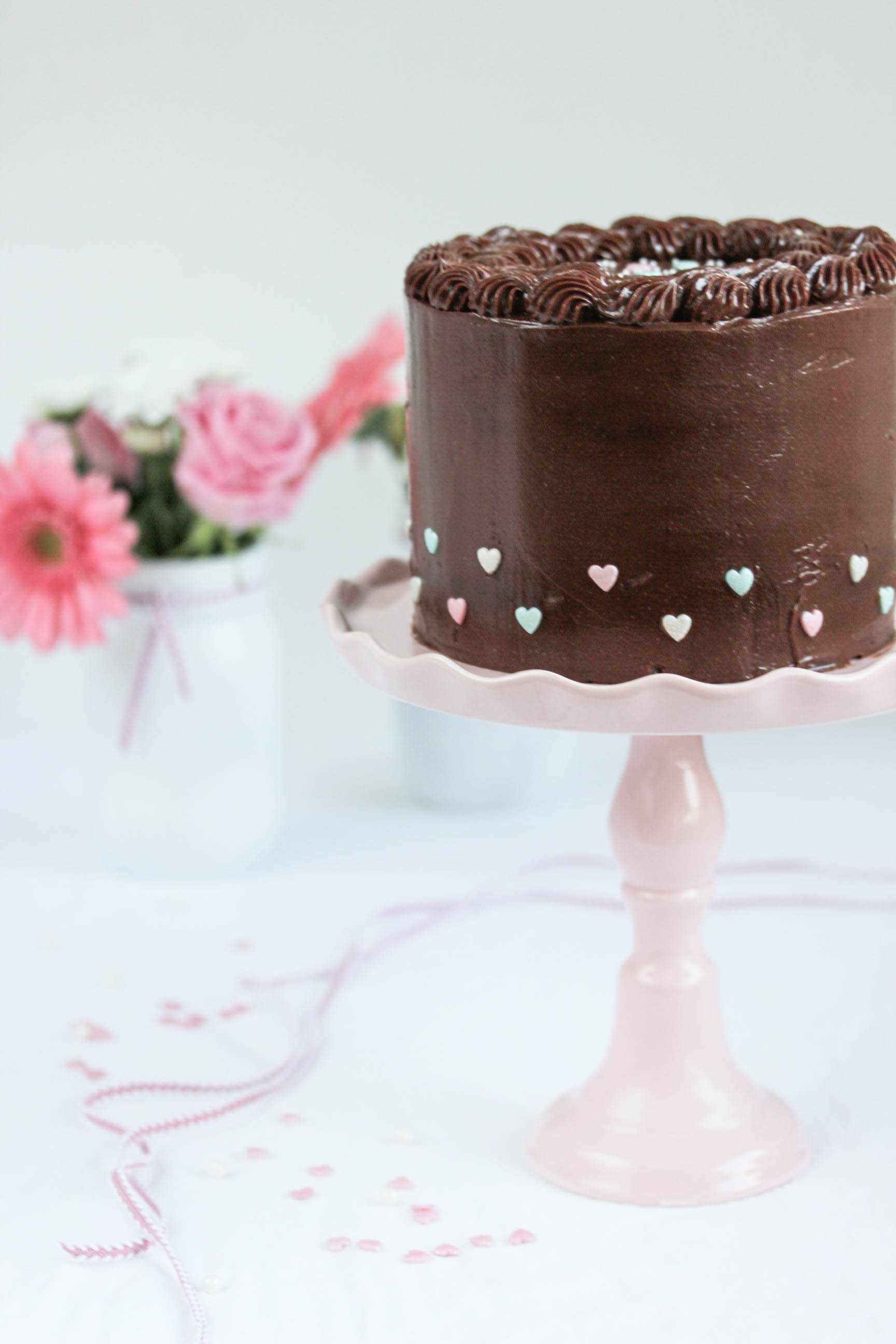 Nutella Birthday Cake-12