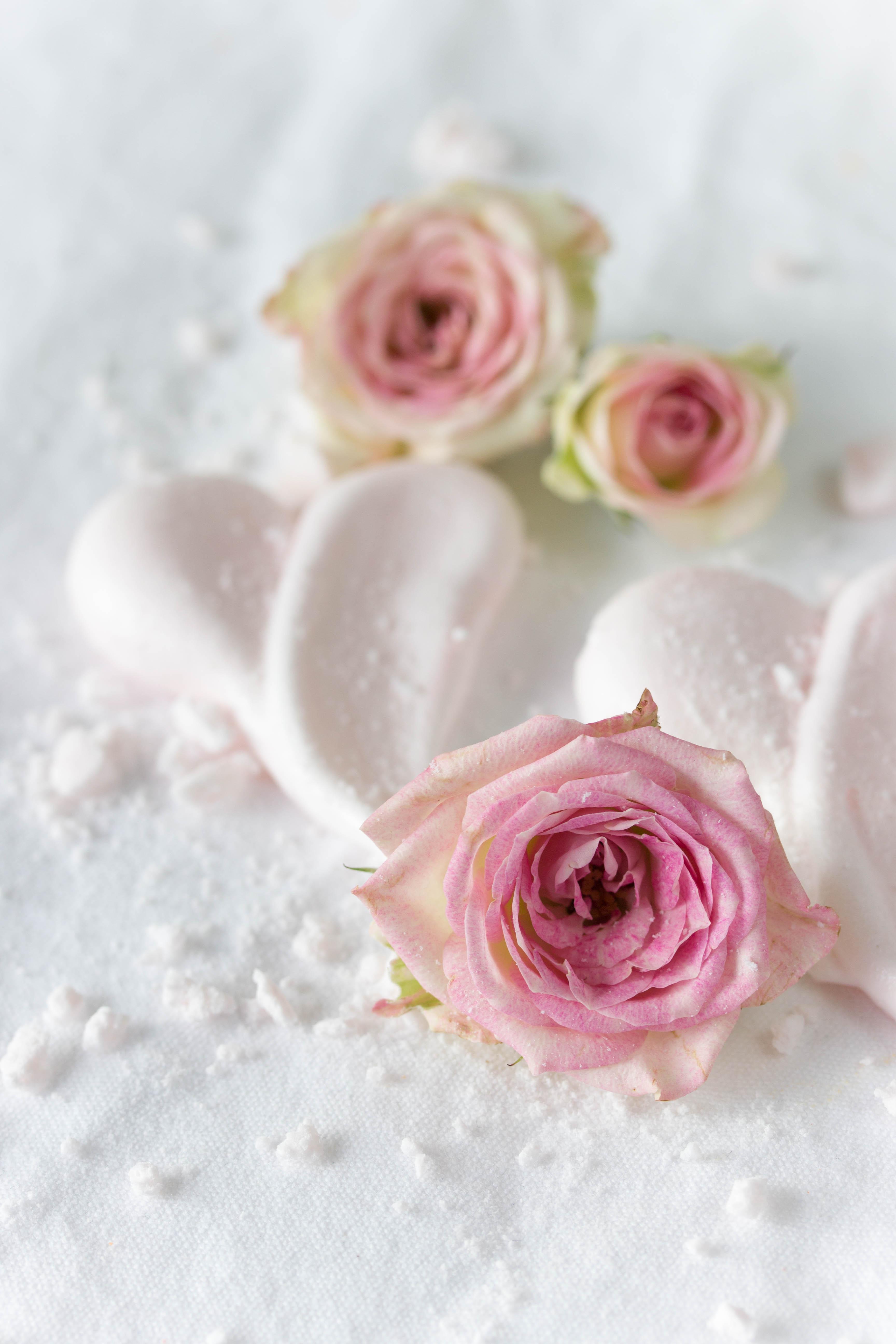 Ein Rezept für Eton Mess mit Tonkabohnen Joghurt und Himbeeren zum Valentinstag mit Meringueherzen Baiserherzen #etonmess #baiser #dessert #nachtisch #valentinsday | Emma´s Lieblingsstücke
