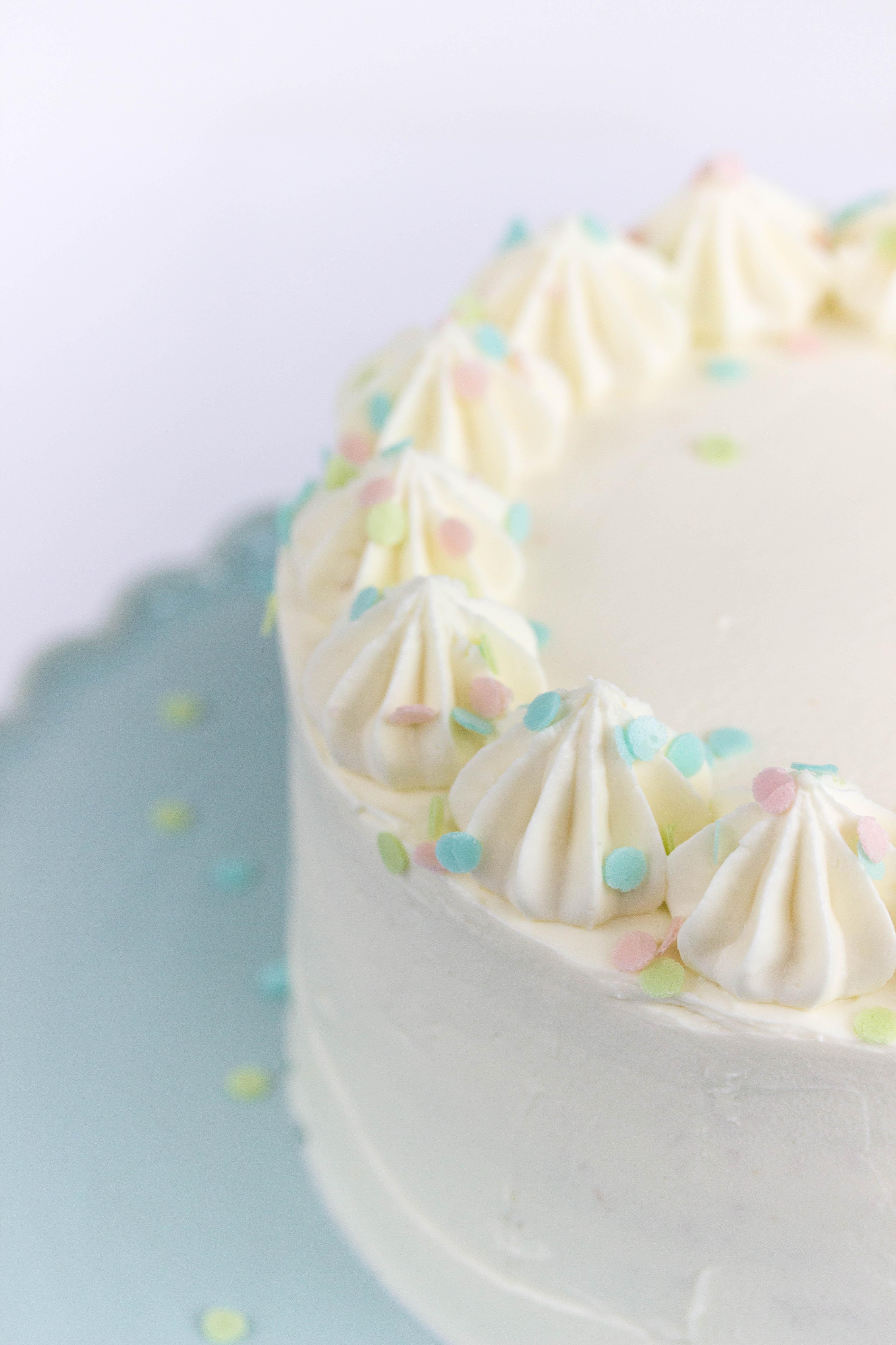 Funfetti Cake-3