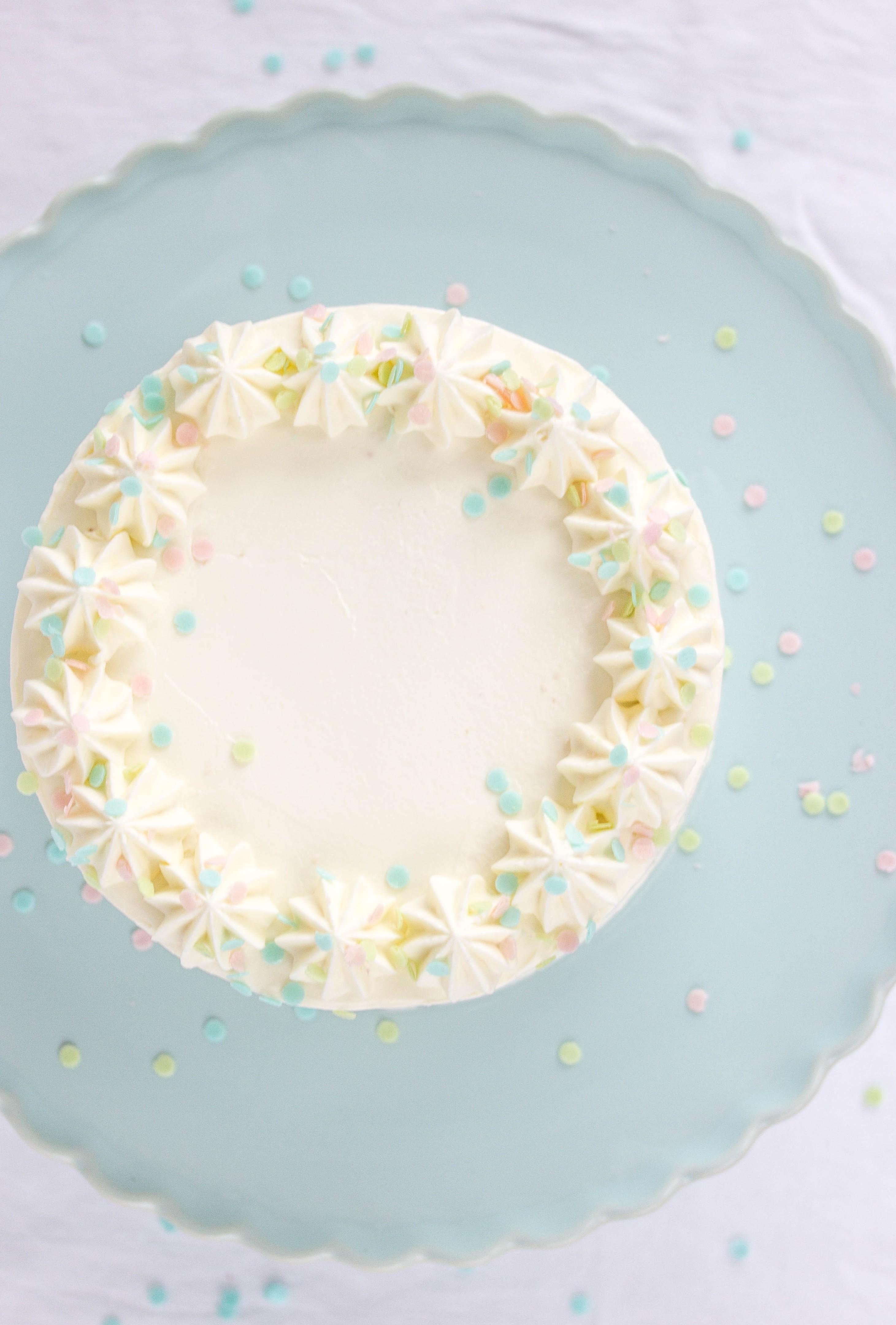 Funfetti Cake-4