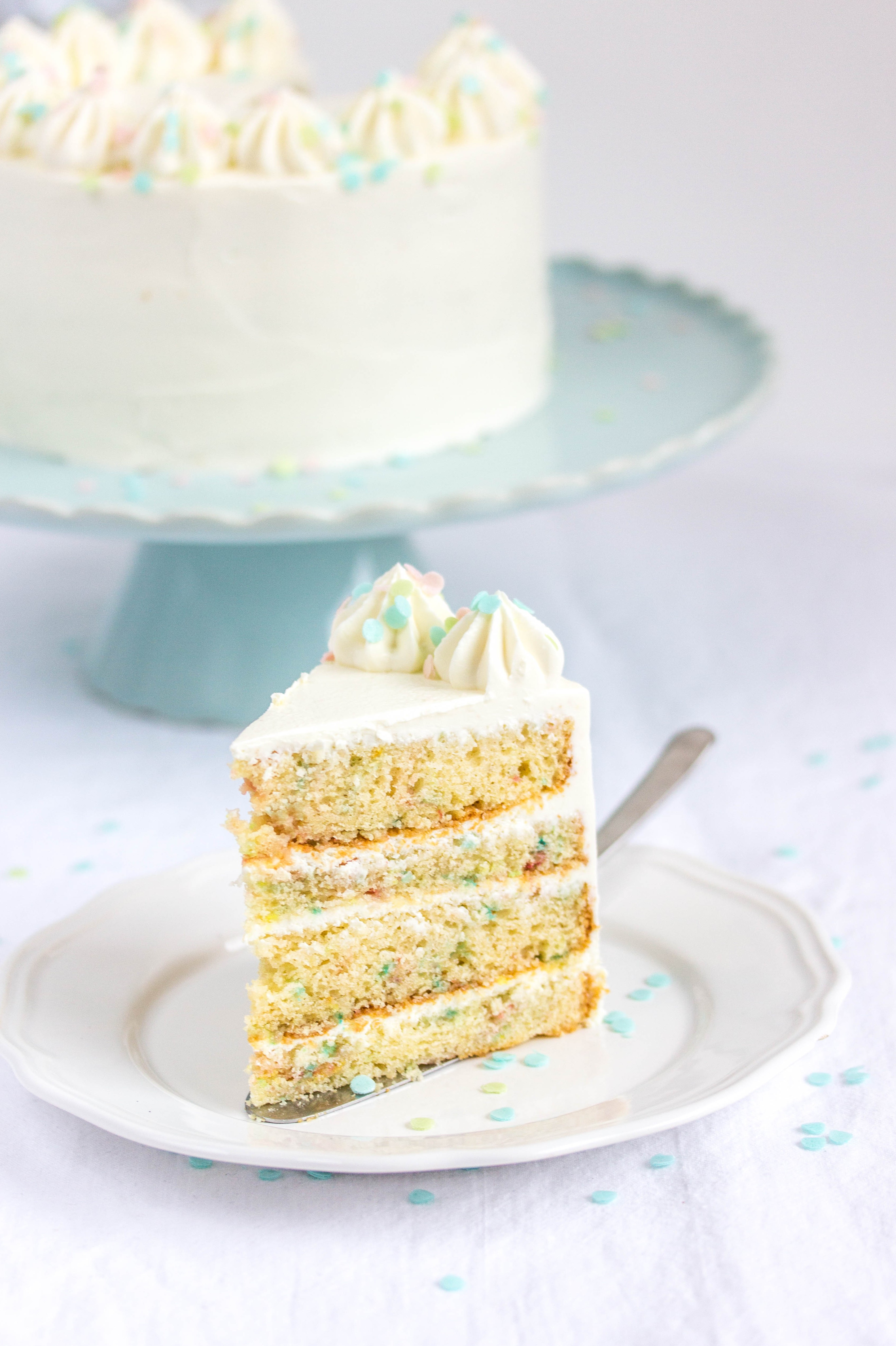 Funfetti Cake-6