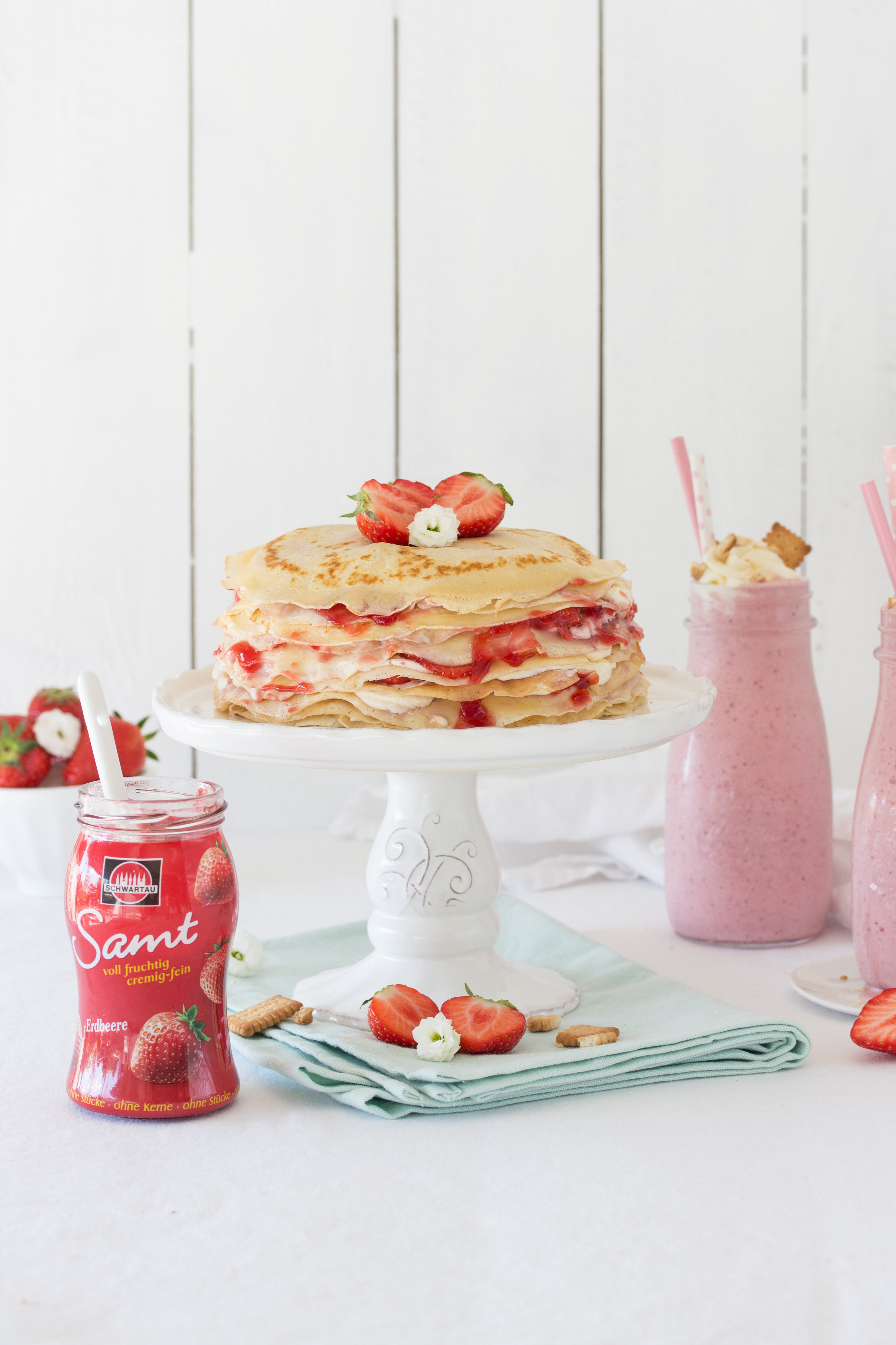 Schwartau - Crepe Cake - Smoothie-2