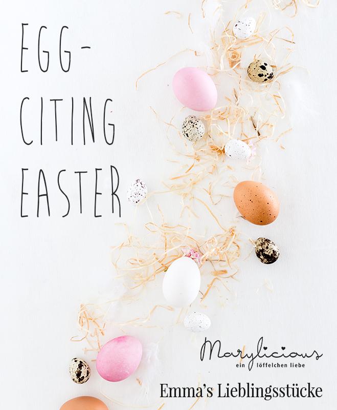 Rezept: Oster Cupcakes mit Mango und Eierlikör und Swiss Meringue Buttercreme Blüten Ostern backen #cupcakes #backen #ostern #easter | Emma´s Lieblingsstücke