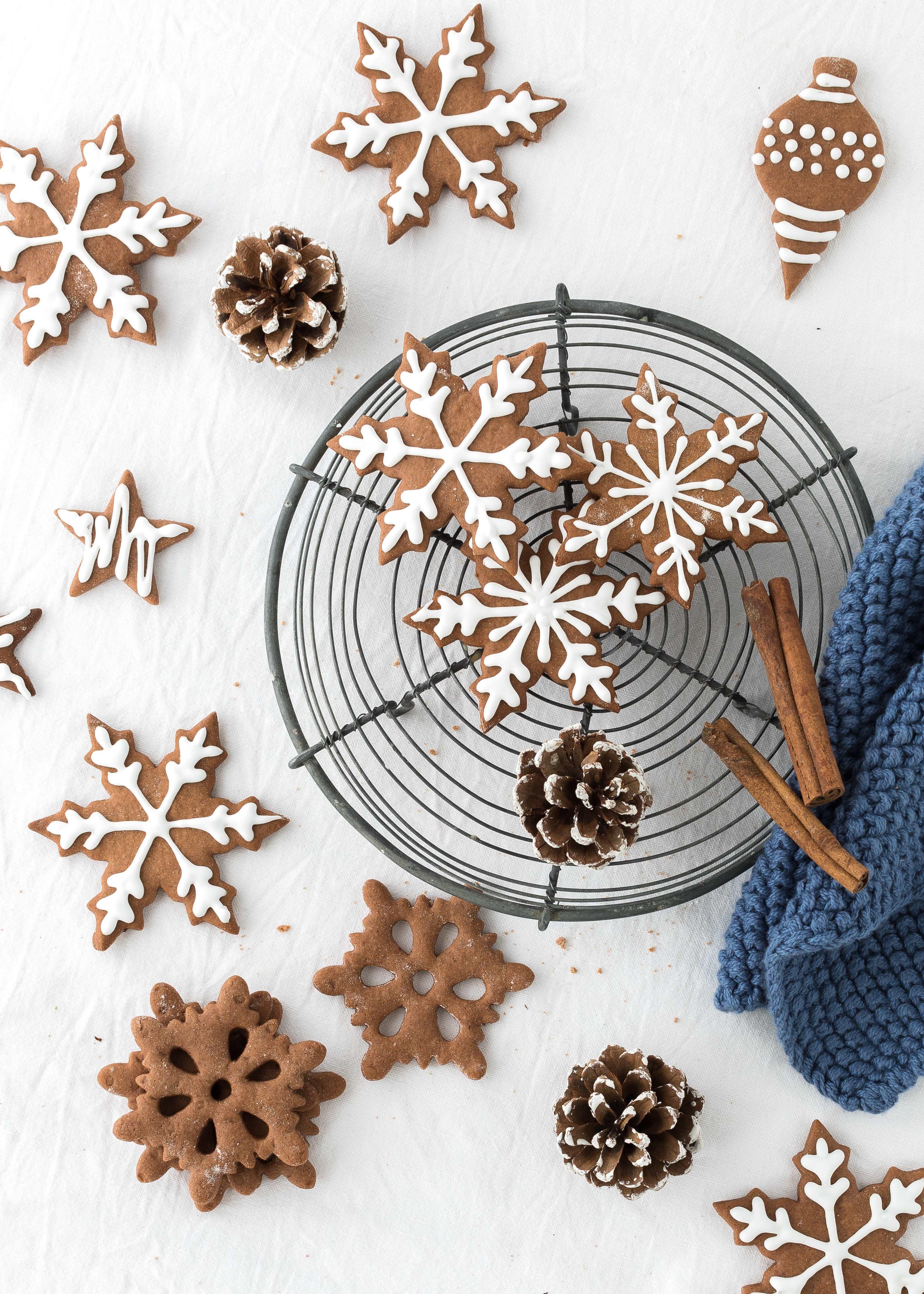 Rezept Lebkuchen Gingerbread Cookies Sirup Weihnachten Plätzchen Kekse