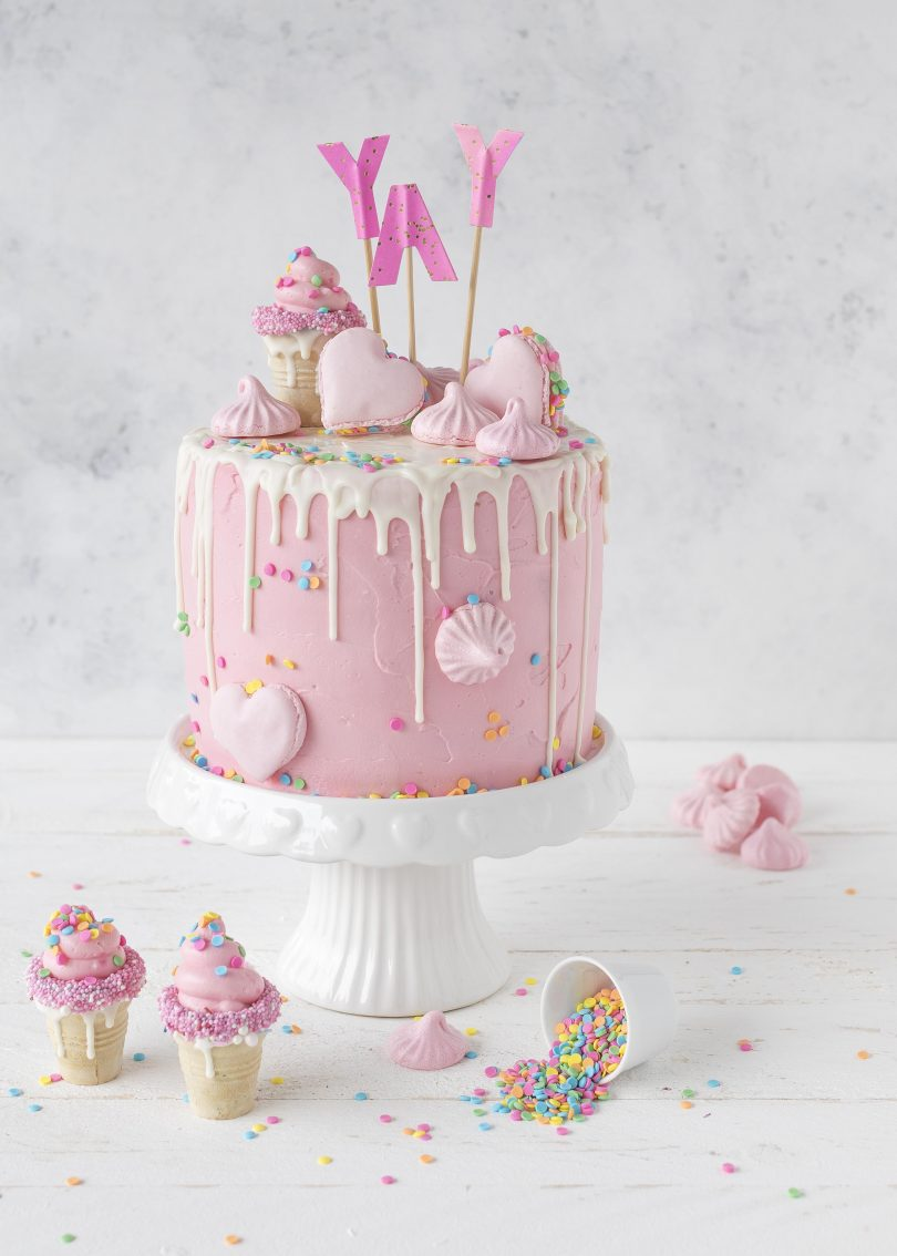 Juhu Ein Candy Drip Cake Mein Erstes Buch Eine Verlosung