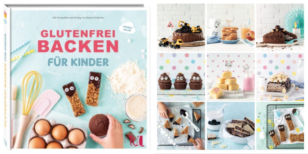 Backbuch Glutenfrei Kinder Backen Styling Fotografie Emma Friedrichs