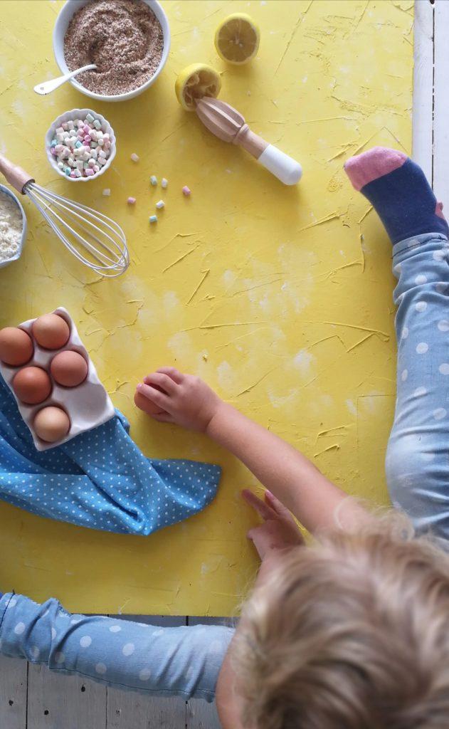 (Werbung) Glutenfrei Backen für Kinder Rezept Backen Backbuch Kinderbackbuch #kinderrezepte #kinder #backen